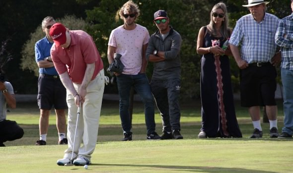 Gustavo Acosta se adjudicó la 73º versión del abierto internacional de Golf de Granadilla