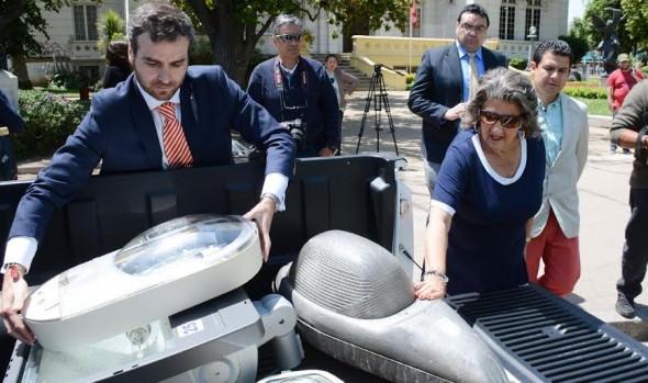 Municipio de Viña del Mar mejorará  iluminación del cuadrante nororiente de Población Vergara