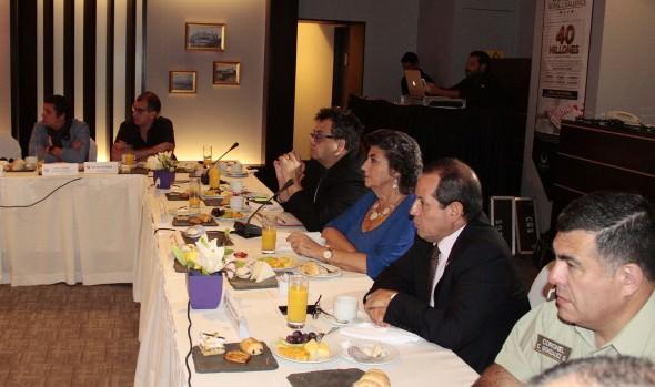 Municipio de Viña del Mar y autoridades coordinaron medidas de  seguridad para Festival y Gala oficial