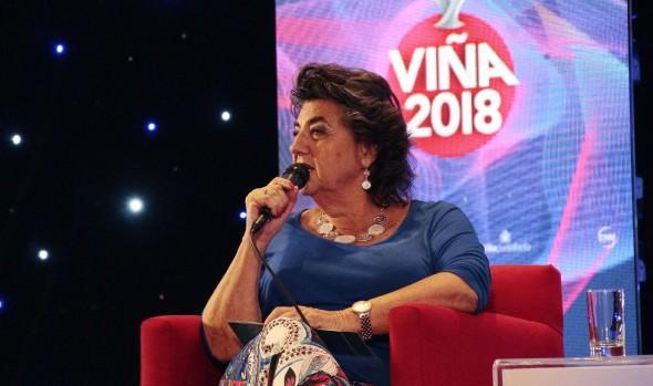 Alcaldesa Virginia Reginato, director del festival y animadores entregaron sus expectativas para viña 2018
