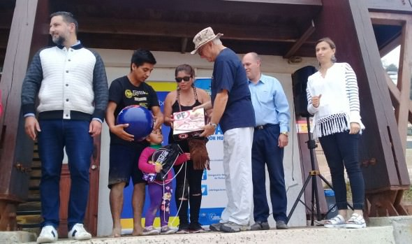 Con éxito se realizó nueva versión de concurso de castillos de arena, organizado por la Municipalidad de Viña del Mar