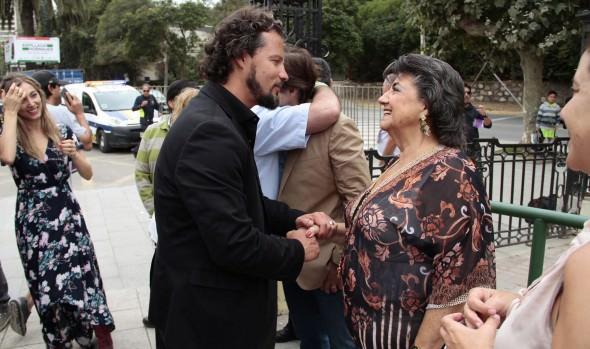 Vecinos de Viña del Mar compartieron con artistas en  la Gala vecinal