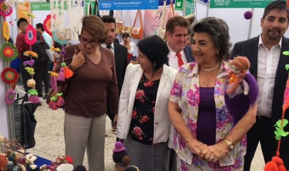 Más allá del exitoso verano en Viña del Mar, valoró alcaldesa Virginia Reginato