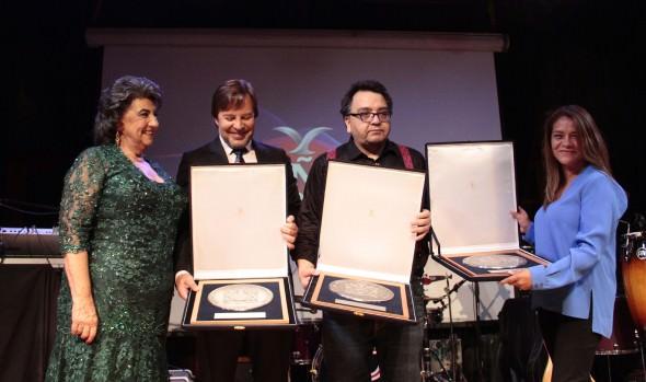 Tradicional Gala inauguró la versión 59 del Festival Internacional de la Canción de Viña del Mar