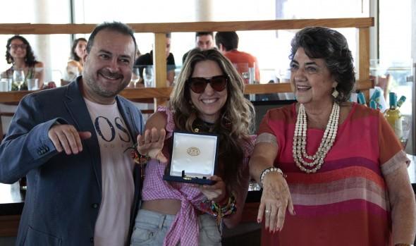 Participantes de competencias del Festival de la canción recibieron reconocimientos de SCD y alcaldesa Virginia Reginato