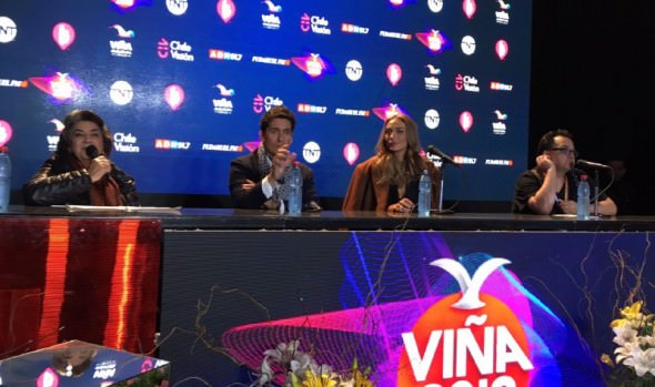 Positivo balance de Viña 2018 realizaron alcaldesa Virginia Reginato, animadores y director del Festival