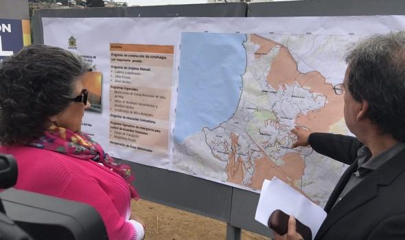 Plan municipal de prevención contribuyó a reducción de incendios forestales durante  temporada estival en Viña del Mar