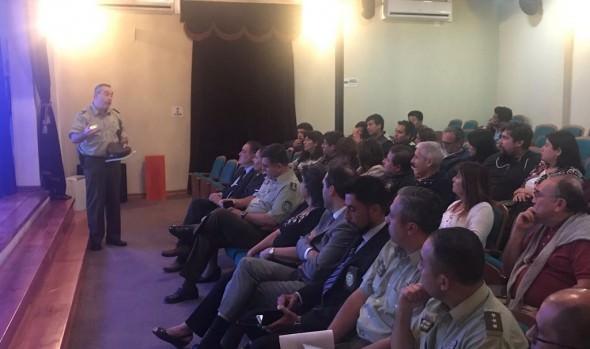 Consejo comunal de Seguridad pública de Viña del Mar entregó resultados de trabajo realizado en temporada estival