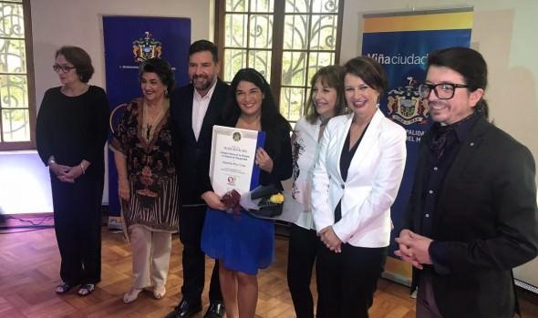 Municipio de Viña del Mar reconoció el aporte de mujeres destacadas en su día