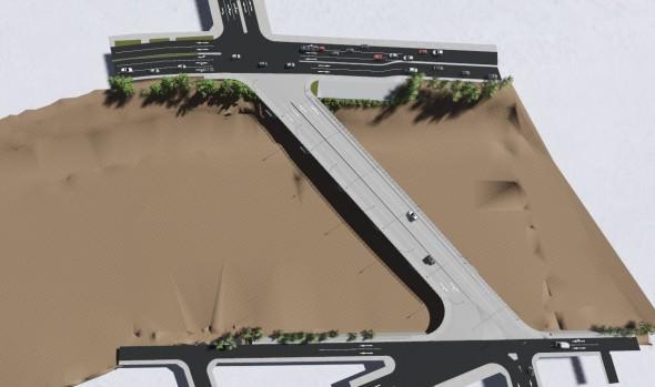 Municipio de Viña del Mar avanza en proceso para construcción de puente Los Castaños