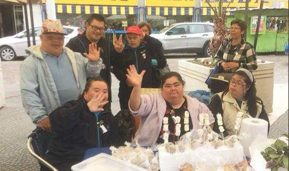 Municipalidad de Viña del Mar conmemoró el Día Mundial del Síndrome de Down destacando la participación activa
