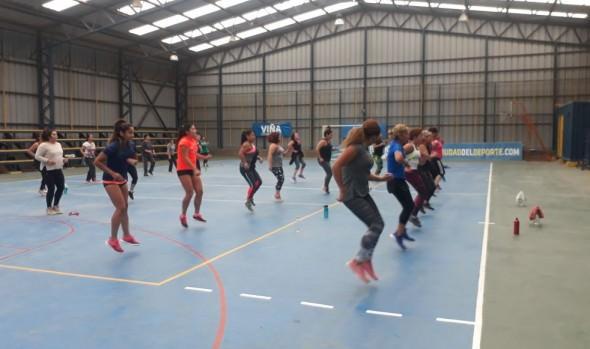 Municipio de Viña del Mar celebró día internacional del deporte con actividades en toda la comuna