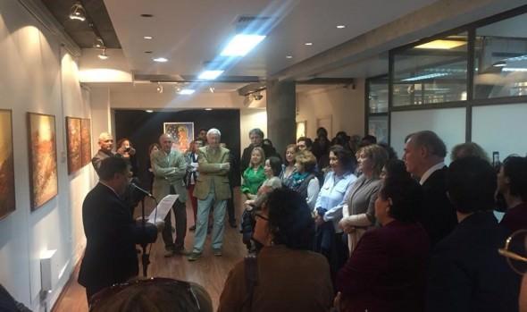 """Delegación Municipal de Reñaca presenta exposición """"Paisajes de la imaginación"""""""