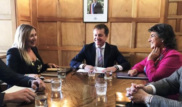 Subdere comprometió apoyo a proyectos de alto impacto social presentados por Municipalidad de Viña del Mar