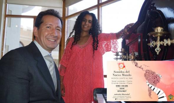 """Casa de las Artes de la Municipalidad de Viña del Mar presenta ciclo de conciertos """"Sonidos del nuevo Mundo"""""""