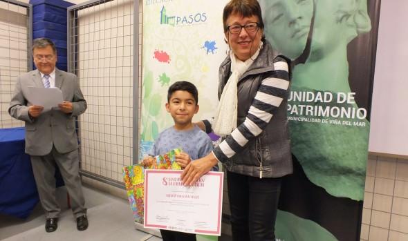 163 niños participaron en tradicional Concurso de Decoración de Huevitos de Pascua en Viña del Mar