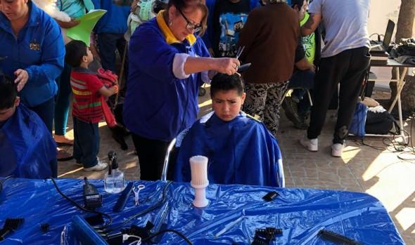 Vecinos de Reñaca Alto accedieron a operativo médico-social del municipio de Viña del Mar