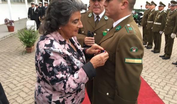 Municipalidad de Viña del Mar entregó distinciones a Carabineros de Chile en su 91º aniversario
