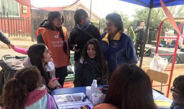 Tercer operativo médico-social realizó municipio de Viña del Mar en Nueva Aurora