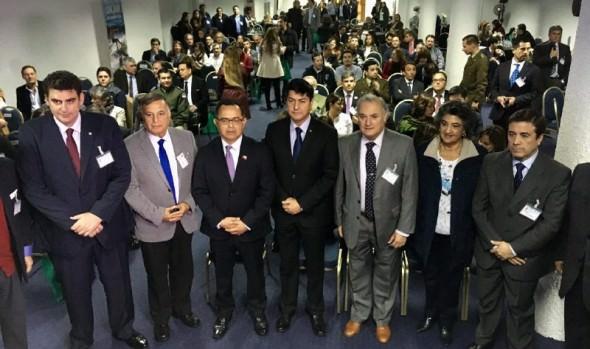 Municipio de Viña del Mar presenta propuestas para potenciar turismo entre Chile y Argentina