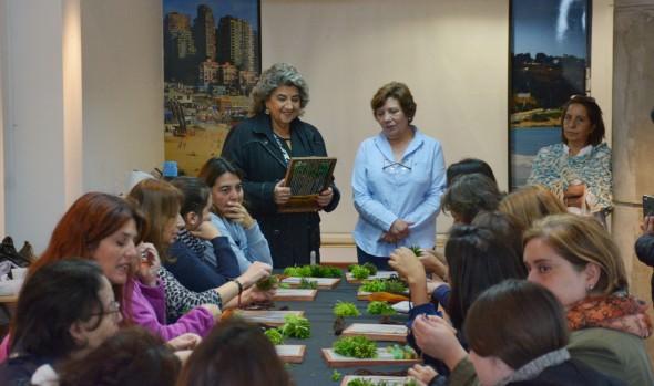 Municipio de Viña del Mar apoya a emprendedores con feria y talleres temáticos