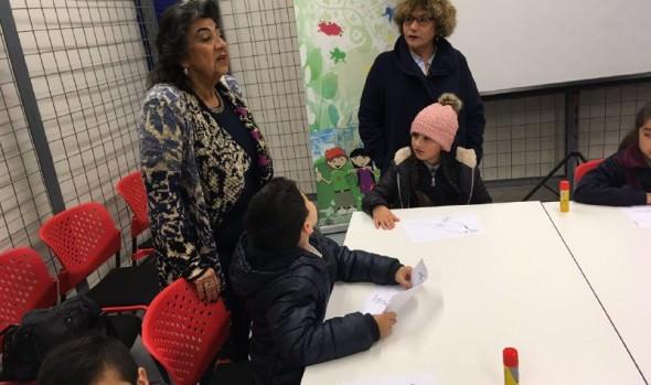 Con taller para escolares, Municipio de Viña del Mar conmemoró Día Internacional de las aves