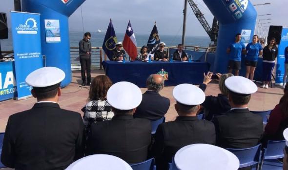 Masiva participación se espera en Corrida Bicentenario Armada de Chile - Mes del Mar por el borde costero viñamarino