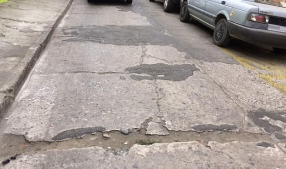 Municipio de Viña del Mar adjudica obras para reposición de calzada de Pje. San Luis, detrás del rodoviario