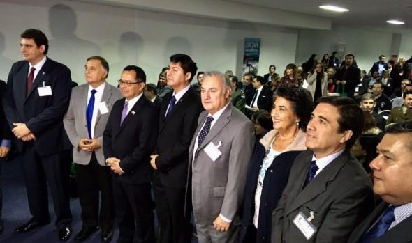 La promoción  de la integración  turística por parte de Viña del Mar destacó alcaldesa Virginia  Reginato