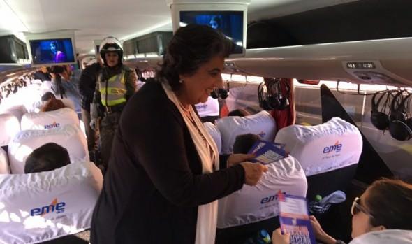 Refuerzan medidas preventivas de seguridad y de transporte en Viña del Mar por fin de semana largo