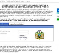 Municipalidad de Viña del Mar ofrece servicios online a contribuyentes