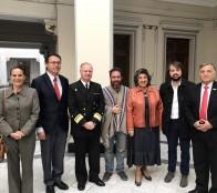 Las actividades de Velas Latinoamérica 2018 que se harán en Viña del Mar informó alcaldesa Virginia Reginato