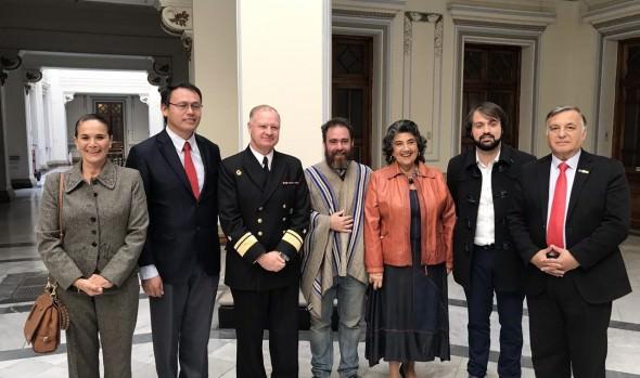 Velas Latinoamérica 2018 llega a la zona en el marco de la celebración del Bicentenario de la Armada