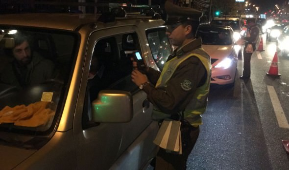 Municipio de Viña del Mar y Gobernación provincial realizaron fiscalización a eventos nocturnos