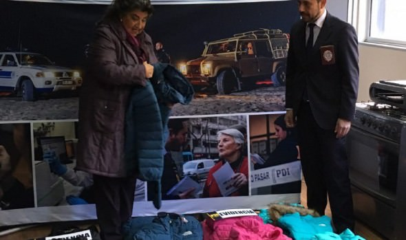 Operativo de PDI en contra del comercio ilegal valoró alcaldesa Virginia Reginato
