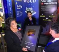 Con moderno stand municipio de Viña del Mar participa en 22° Encuentro Empresarial de la CRCP