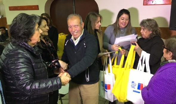 Municipio de Viña del Mar colabora con programa de eficiencia energética que favorecerá a 1.500 vecinos