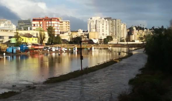 Positivo balance de sistema frontal realizó municipio de Viña del Mar