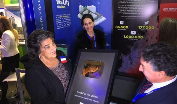 Las nuevas tecnologías en la vida ciudadana destaca alcaldesa Virginia Reginato