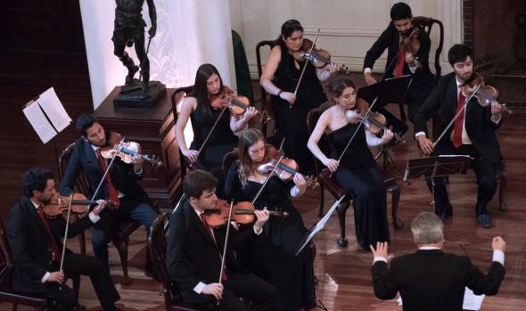 Concierto de Orquesta de Cámara PUCV inaugurará XXVI Temporada Artística de Viña del Mar