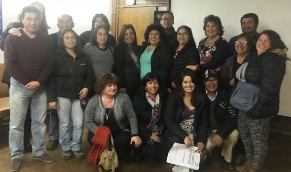 Municipalidad de Viña del Mar y dirigentes de campamentos profundizan vínculos de trabajo conjunto
