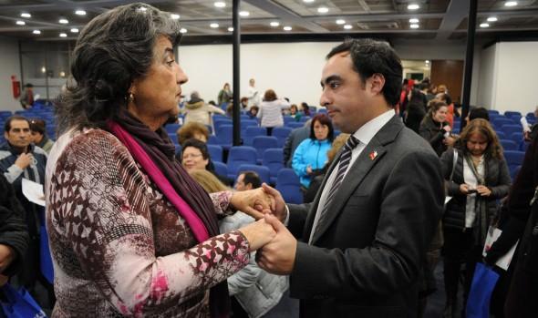 Municipio de Viña del Mar y División de Organizaciones Sociales realizaron Escuela de formación social con la participación de más de 500 dirigentes