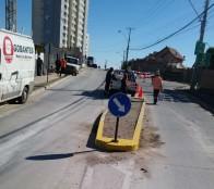 Municipio de Viña del Mar repone señales de tránsito para mejorar seguridad vial