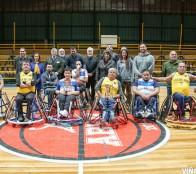 Asociación de básquetbol de Viña del Mar celebró su 88º aniversario con encuentro inclusivo y presencia de alcaldesa Virginia Reginato