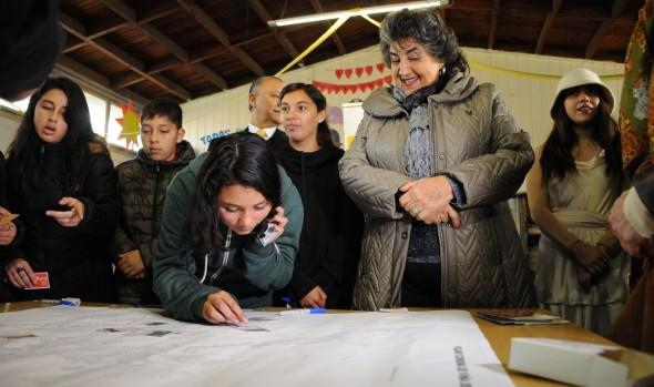 Programa pionero en escuelas municipales de Viña del Mar capacita a escolares para ser anfitriones turísticos de la comuna
