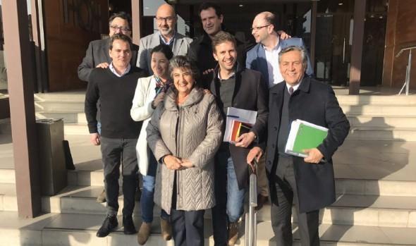 Fecha para 60ª edición del Festival Internacional de la Canción de Viña del Mar fue informada por alcaldesa Virginia Reginato