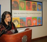 Municipio de Viña del Mar habilitará oficina para atención especial de inmigrantes informó alcaldesa Virginia Reginato