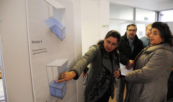 Municipio de Viña del Mar adjudica módulos para comerciantes en situación de discapacidad en centro de la ciudad