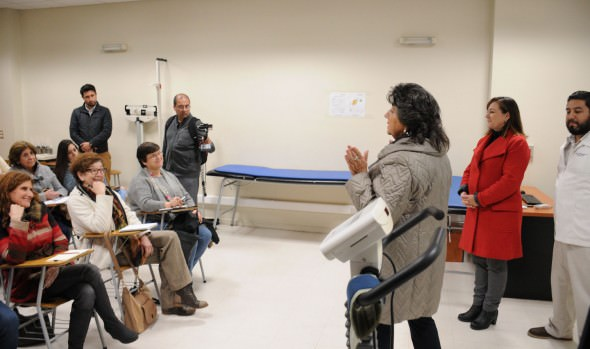Municipio de Viña del Mar capacita a vecinos con Escuela de Seguridad Ciudadana 2018