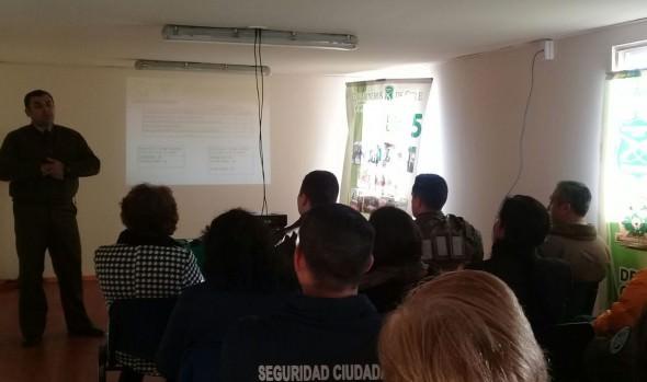 Carabineros destaca disminución de delitos en Viña del Mar, datos que fueron valorados por alcaldesa Virginia Reginato